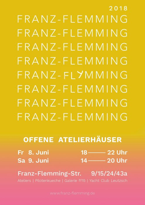 FRANZ-FLEMMING PLAKAT